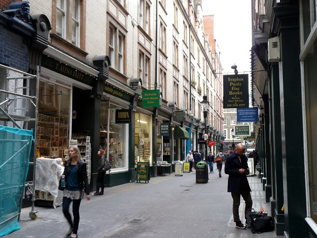 Intriguing Cecil Court