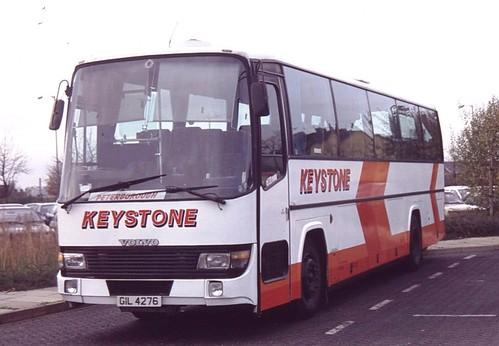 Keystone of Thrapston