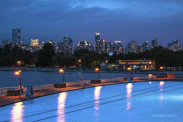 Kitsilano Blues ~ Vancouver, BC