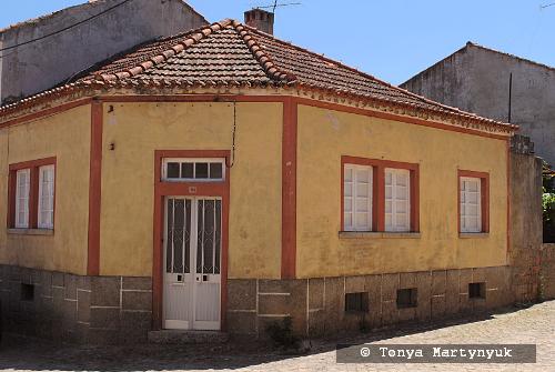 30 - провинция Португалии - маленькие города, посёлки, деревушки округа Каштелу Бранку