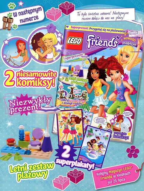 LEGO Friends Magazyn 2014-01-02
