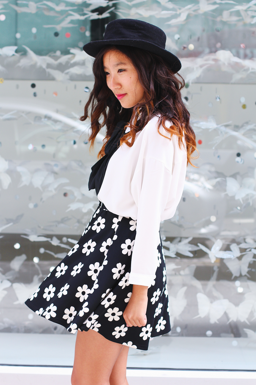 dahlia carmen blouse