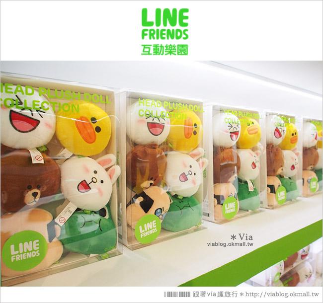 【台中line展2014】LINE台中展開幕囉!趕快來去LINE FRIENDS互動樂園玩耍去!(圖爆多)73