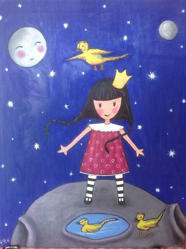 La princesa de los dragupatos