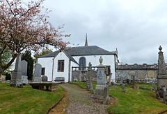Culter Parish Church & Churchyard, Lanarkshire, Scotland