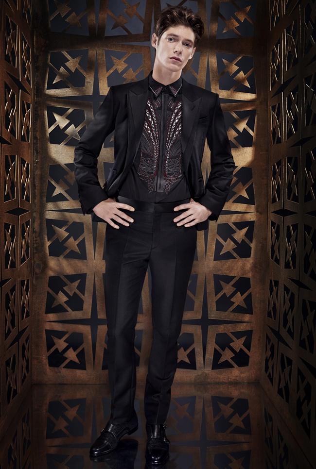 9 Roberto Cavalli Menswear SS14