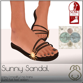 SYSY's-vend-SunnySandal-DarkBrown