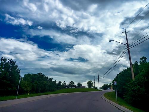 Clouds at 900km