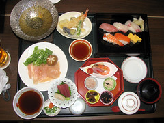 4449 Lunch at Tenseien