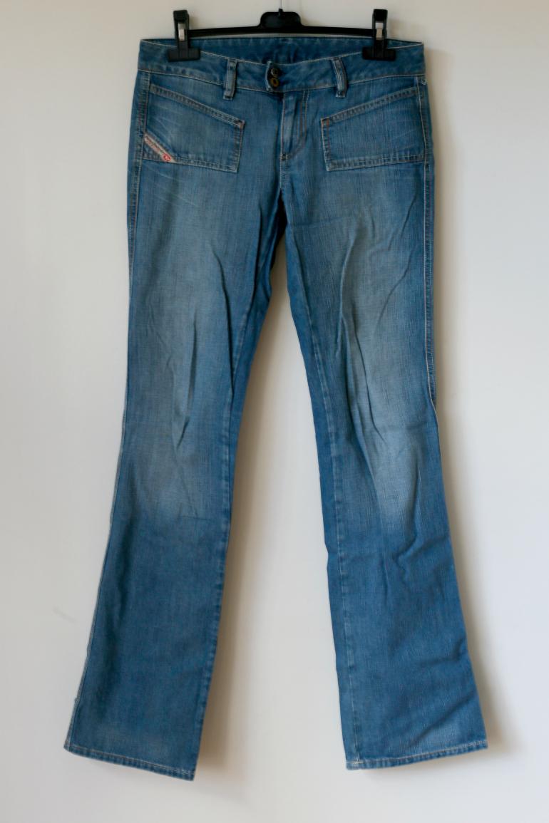 diesel bootcut jeans heupbroek kinderjeans
