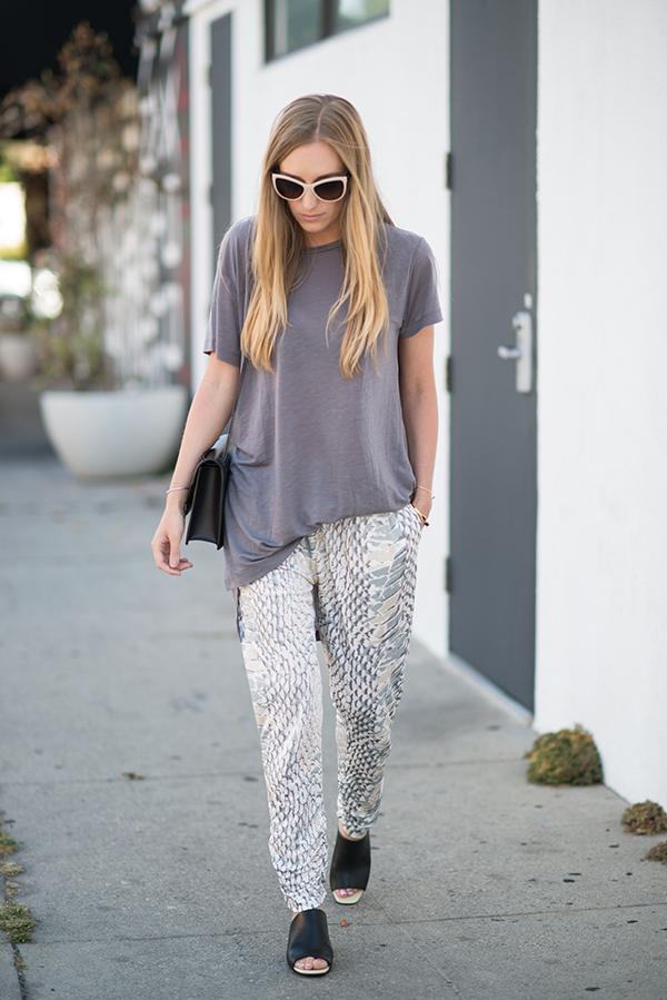 eatsleepwear, LNA, Parker, Zara, chanel, saint-laurent