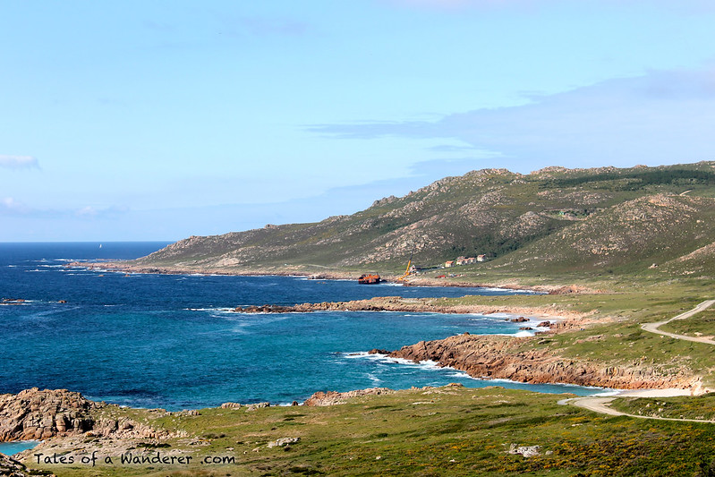 CAMARIÑAS - Praia de Reira