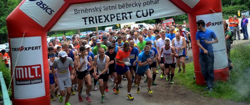 Středa v Brně, to je Triexpert Asics cup