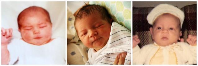 Newborn Comparison