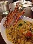 Bistro De Mattaka: Lobster Dish - Okinawa, Japan