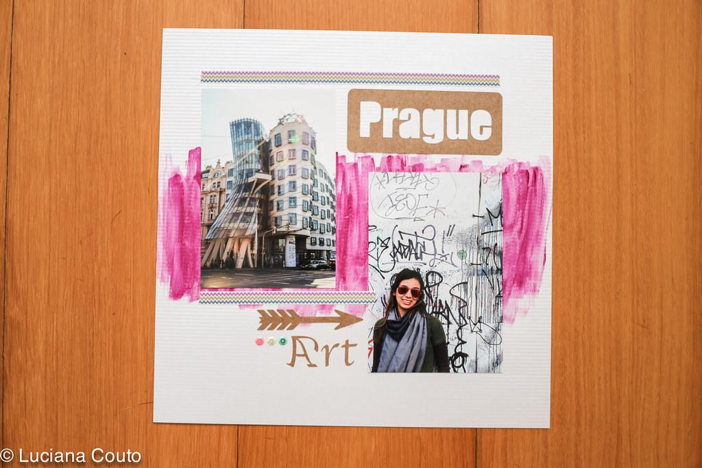 Scrapbooking Praga