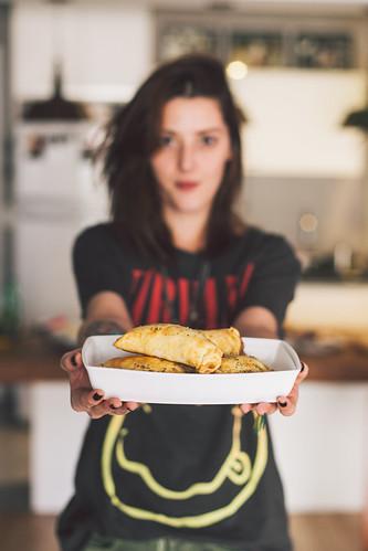 Empanadas à Brasileira