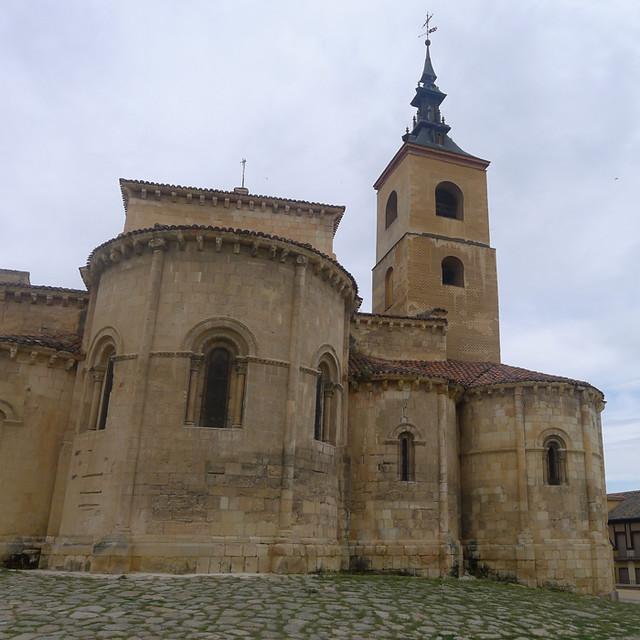 塞哥维亚圣米兰教堂