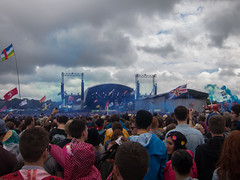 Glastonbury 2014 - Blondie