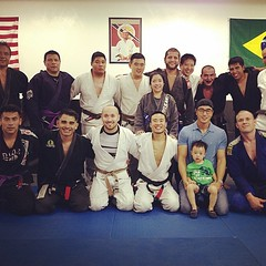 #tbt brown belt promotion last week