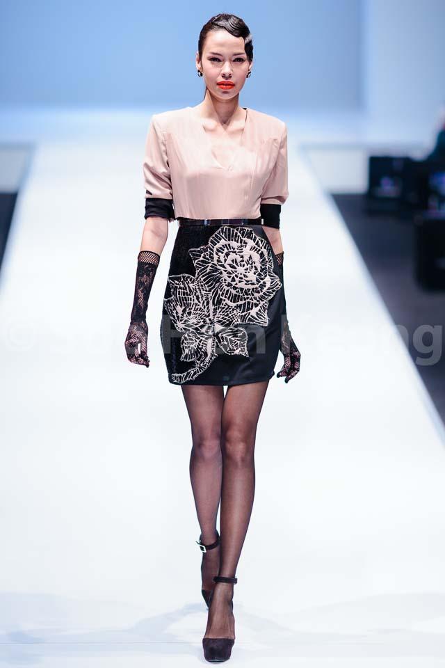 Shanell Harun Collection - Kuala Lumpur Fashion Week 2014 (KLFW2014)