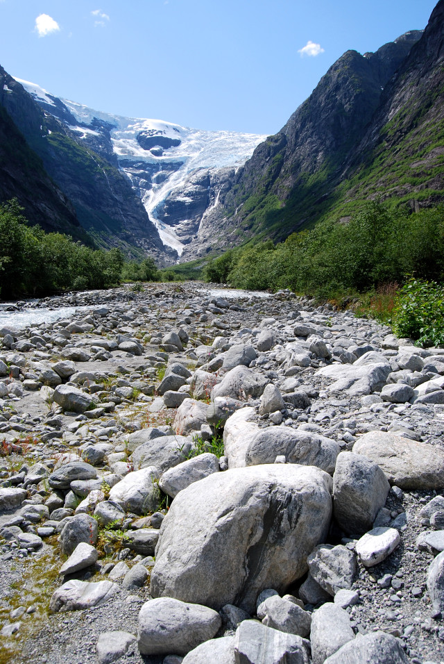 Olden Glacier 3