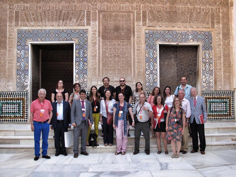la alhambra de granada_hispania nostra_visita_III