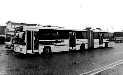 K1 GRT King's Lynn bus station 1994 © Colin Apps