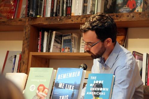 BookCourt Reading 2014