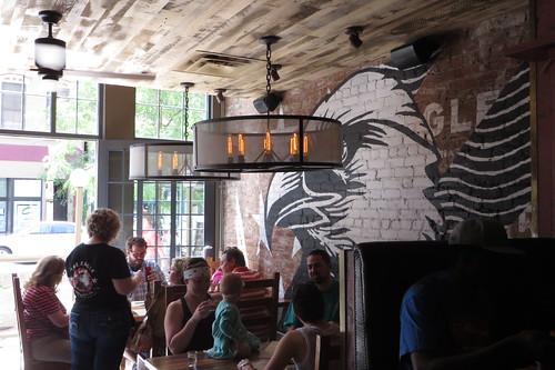The Eagle Food & Beer Hall