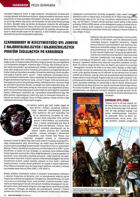 PSX Extreme 2014-01 Czarna Bandera 2