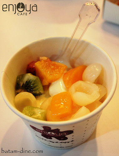 Yoghurt ala Enjoya