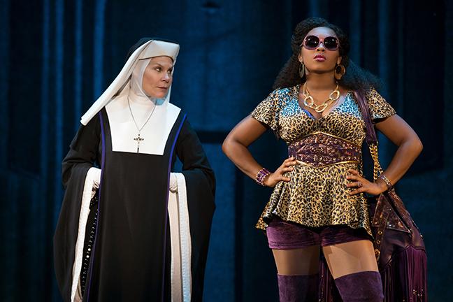 Sister Act Tour.