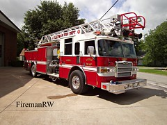 Kaufman, TX FD Ladder 1