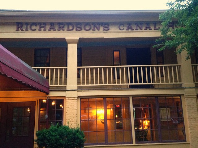 Richardon's Canal House