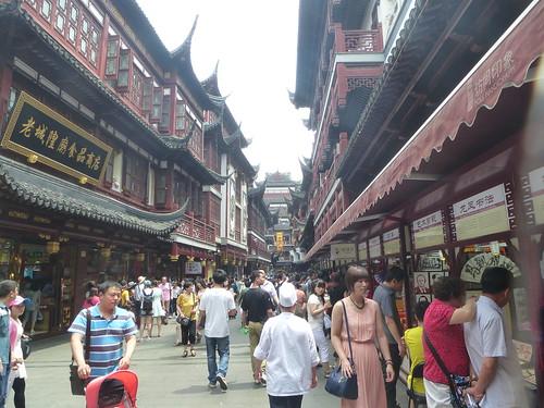 Shanghai-Jardin Yuyuan (10)