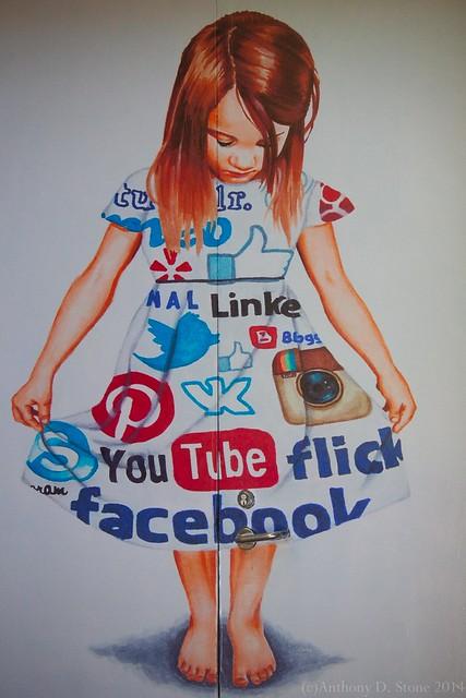Social Media Dress