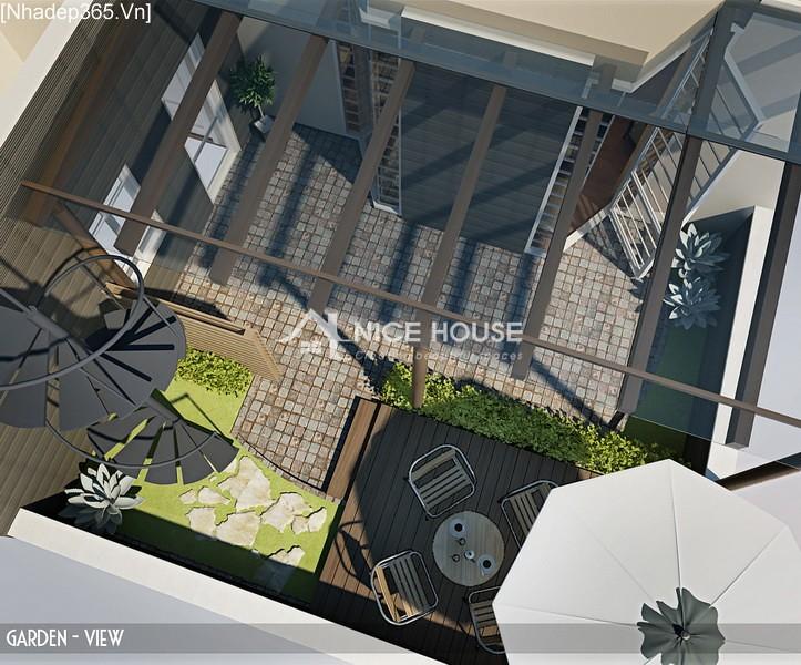 Thiết kế nội thất căn hộ Hàng Trống - Hà Nội_11