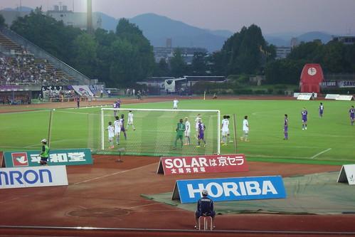 2014/07 J2第23節 京都vs福岡 #09