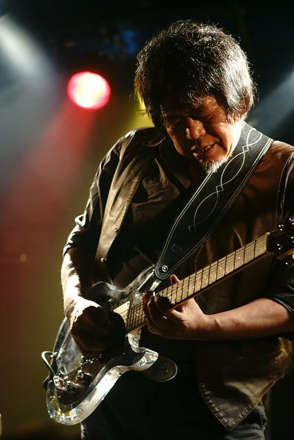 CABU live at 獅子王, Tokyo, 27 Jul 2014. 081