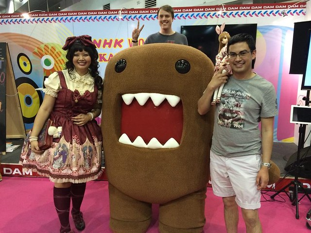 with Domo