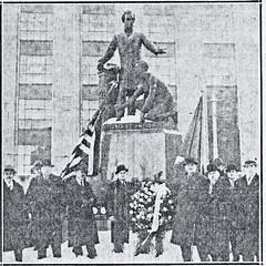 """Image from page 126 of """"Statues of Abraham Lincoln"""" (1915)"""