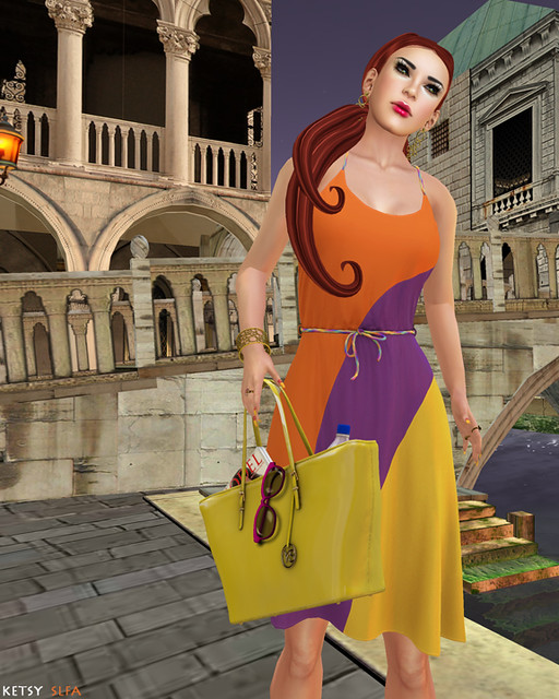 Venetian Class - New Post @ Second Life Fashion Addict