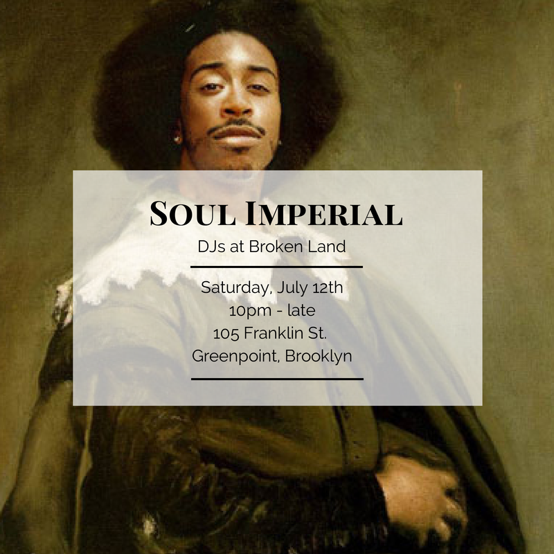 Soul Imperial Broken Land July