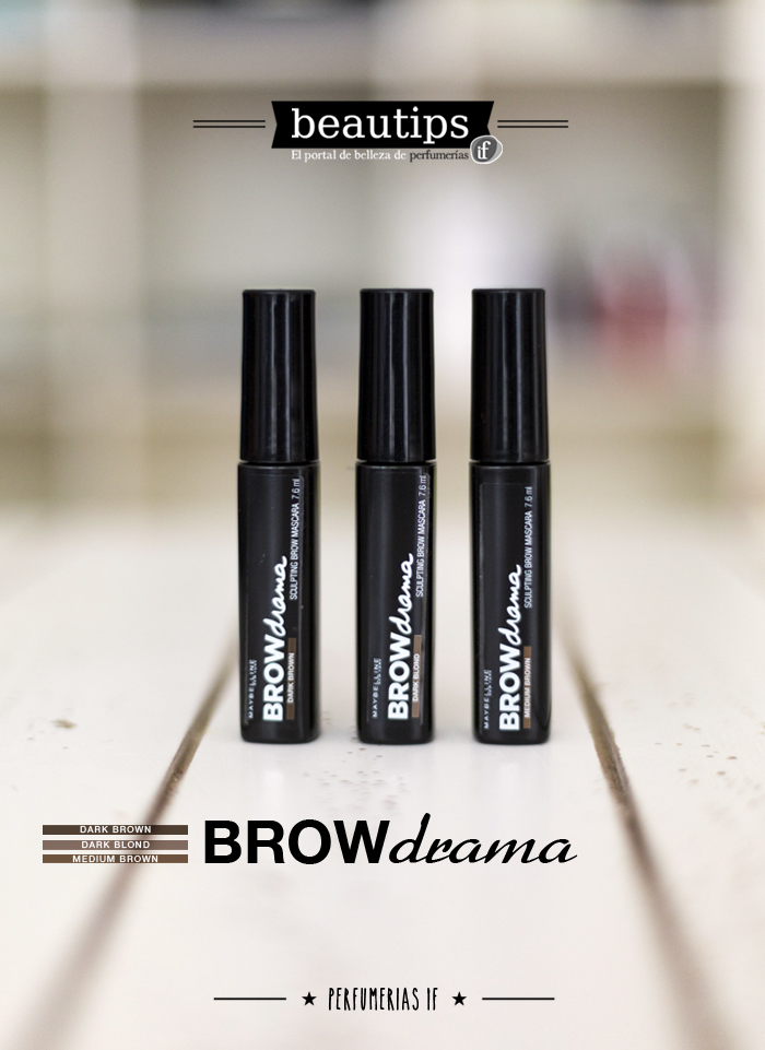 beautips barbara crespo brow drama eyebrow design beauty beautips.com fashion blogger blog de moda maybelline ny