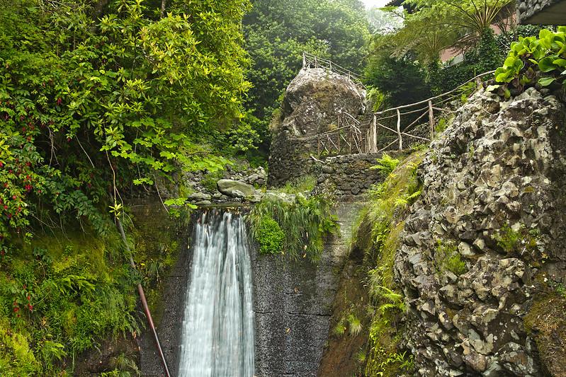 Ribeiro Frio waterfall - Madeira