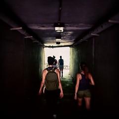 Tunnelin'