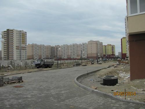 Ход строительства дома 6 на Аксакова