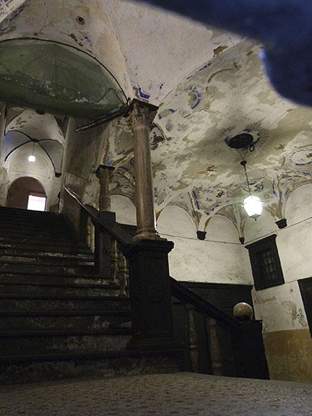 palais e ruine