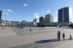 수흐바타르 광장/Sukhbaatar Square